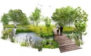 36 hektáros közparkot alakítanak ki Csepelen