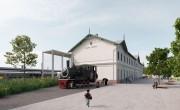 A Közlekedési Múzeum új kiállítóhelye lesz a Kelenföldi indóház