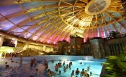 Aquaworld Budapest, Four Seasons bag World Spa Awards