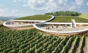 New winery complex with striking design planned near Tokaj