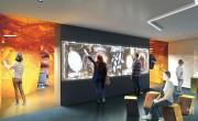 Európa leglátványosabb pénzmúzeuma készül a Postapalotában – látványtervek
