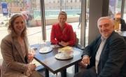 Az első személyes sales call Auszriában