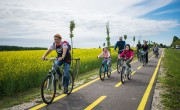 New bike roads built in Hungary-Croatia cross-border project