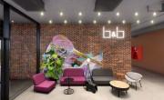 Economy szálloda nyílik a Boráros téren, itt a B&B Hotel Budapest City