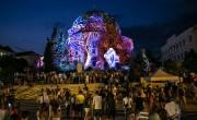 A Zsolnay Fényfesztivál nemzetközi fényfestőversenyt hirdet