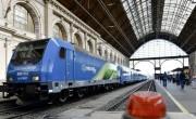 Budapestre érkezett a több mint 100 európai várost összekötő expresszvonat