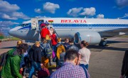 Szankciók Fehéroroszország ellen: törölt járatok, bajban a Belavia