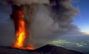 Kitört az Etna, lezárták Catania repülőterét