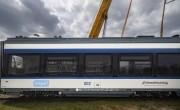 Megérkezett Magyarországra a második tram-train