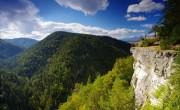 Adrenalinfröccs a Szlovák Paradicsomban