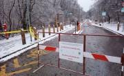 Erdőlátogatási tilalmat rendeltek el a Normafánál