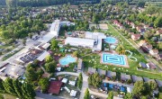 Four-star hotel and spa complex in Tiszakécske renamed
