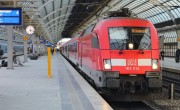 Sztrájk lesz a német vasúton szeptember 2-től 7-ig