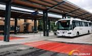 Hétfőtől újra indít járatokat Ausztriába a Volánbusz