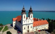 Gov't earmarks funds for developments at historic Tihany abbey