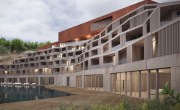 Construction starts on Grand Hotel Tokaj, opening in 2022