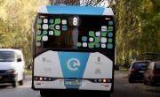 Esztergom az elektromos busz próbaüzemének új állomása