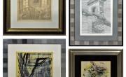 A Kempinski Hotel Corvinus Budapest eladásra kínál 164 db műalkotást