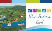 10 éves a West-Balaton kedvezménykártya