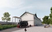 Megkapta az építési engedélyt a Kelenföld Indóház