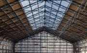 Befejezték a Nyugati pályaudvar tetőszerkezetét
