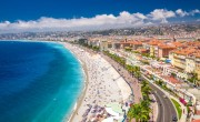 A francia nyaralóhelyeken ismét kötelező a kültéri maszkviselés