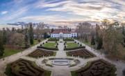 Elkezdődött a nagycenki Széchenyi-kastély turisztikai fejlesztése