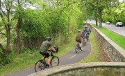 Gov't starts upgrade of 204-kilometer bike route around Lake Balaton