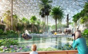 Budapest Zoo aims to open huge bubble-like biodome in 2021