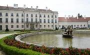 Átadták a fertődi Esterházy-kastély megújult nyugati szárnyát