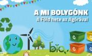 Digitális programokkal készül a Föld Napjára az Agóra