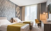 Hotel revenues, number of guest nights continue to increase