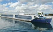 Új folyami hajó áll forgalomba a Dunán 2022-től
