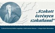 Kazinczy Ferencet bemutató állandó kiállítás nyílt Széphalmon