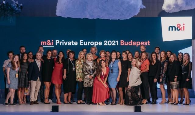 m&i Private Europe: 2800 tárgyalás, 142 szakmai résztvevő Budapeste
