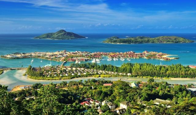 Járatözön a Seychelle-szigetekre