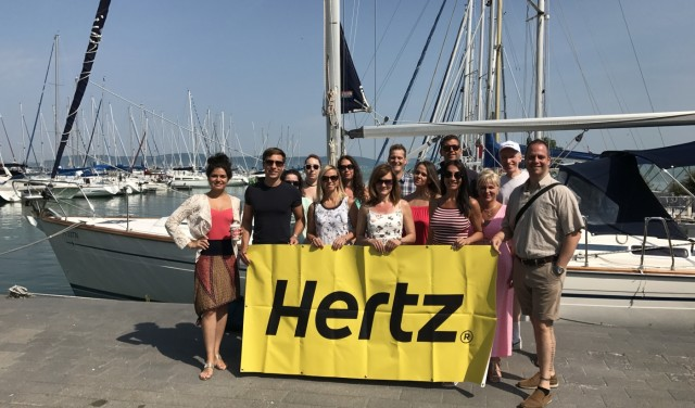 hertz sailing day. Black Bedroom Furniture Sets. Home Design Ideas