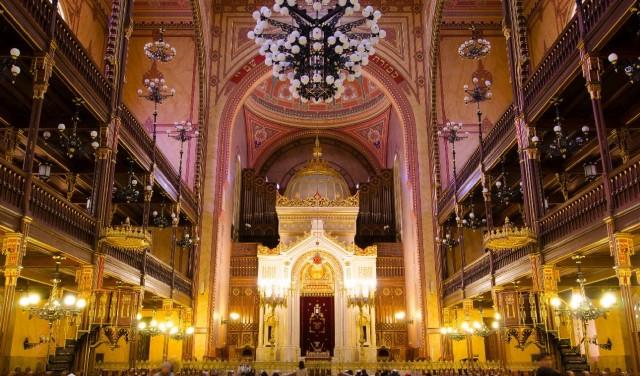 Újra látogatható lesz a Dohány Zsinagóga Komplexum