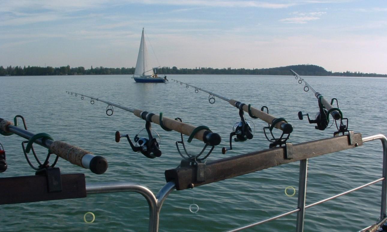 Európa egyik legnagyobb horgászversenye a Balatonon