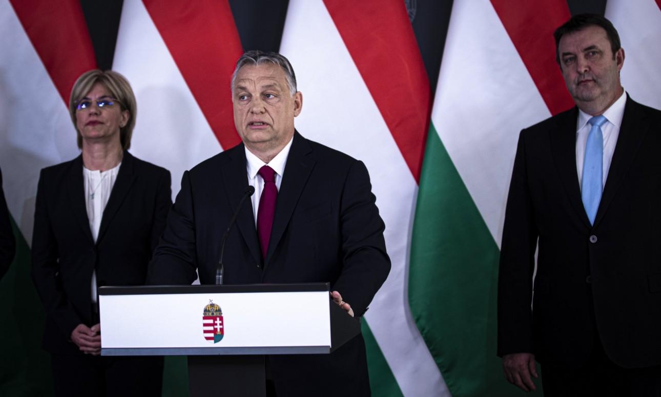 Orbán: annyi munkahelyet kell létrehozni, amennyit a vírus tönkretesz