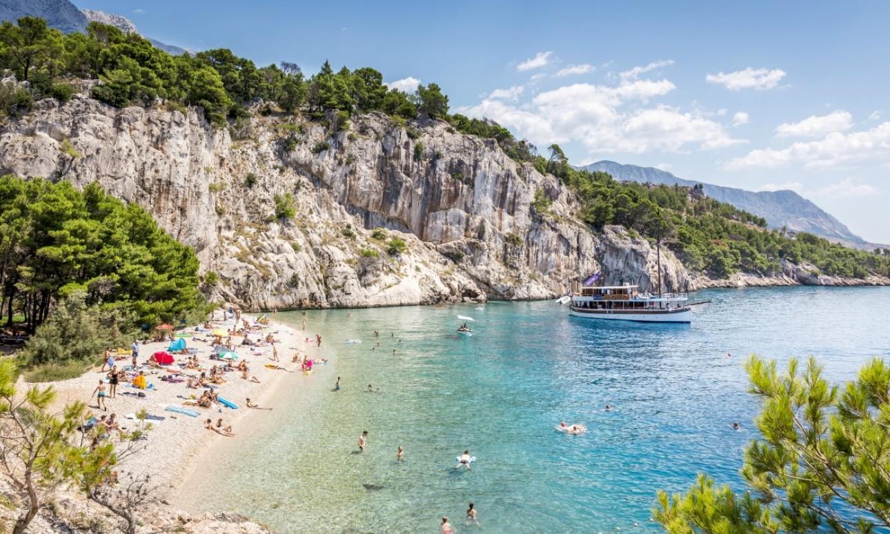 Európa legszebb strandjai – a horvátok vezetnek