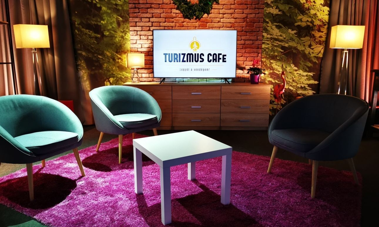 Itt nézheti meg a Turizmus Café második adását!