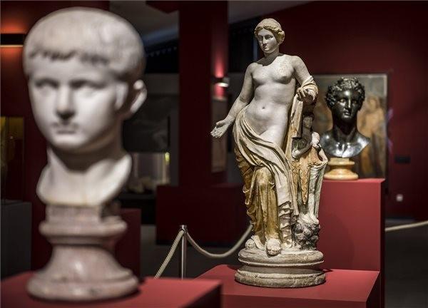 Pompeji kiállítás nyílt Gorsiumban