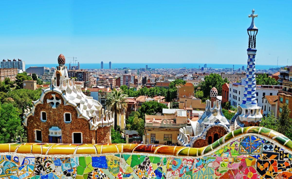 Barcelona besokallt a turistákra