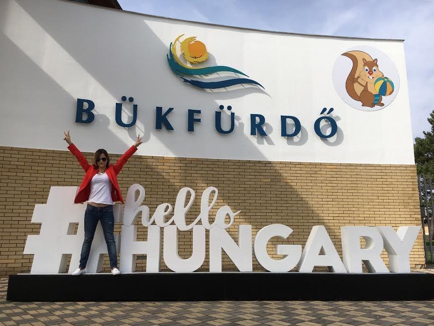 Hello Hungary, Hello Bükfürdő