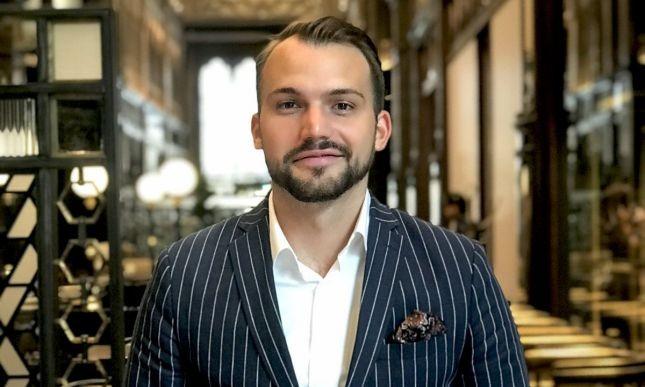 Bayer Bence a Mellow Mood Hotels új marketing és kommunikációs igazgatója