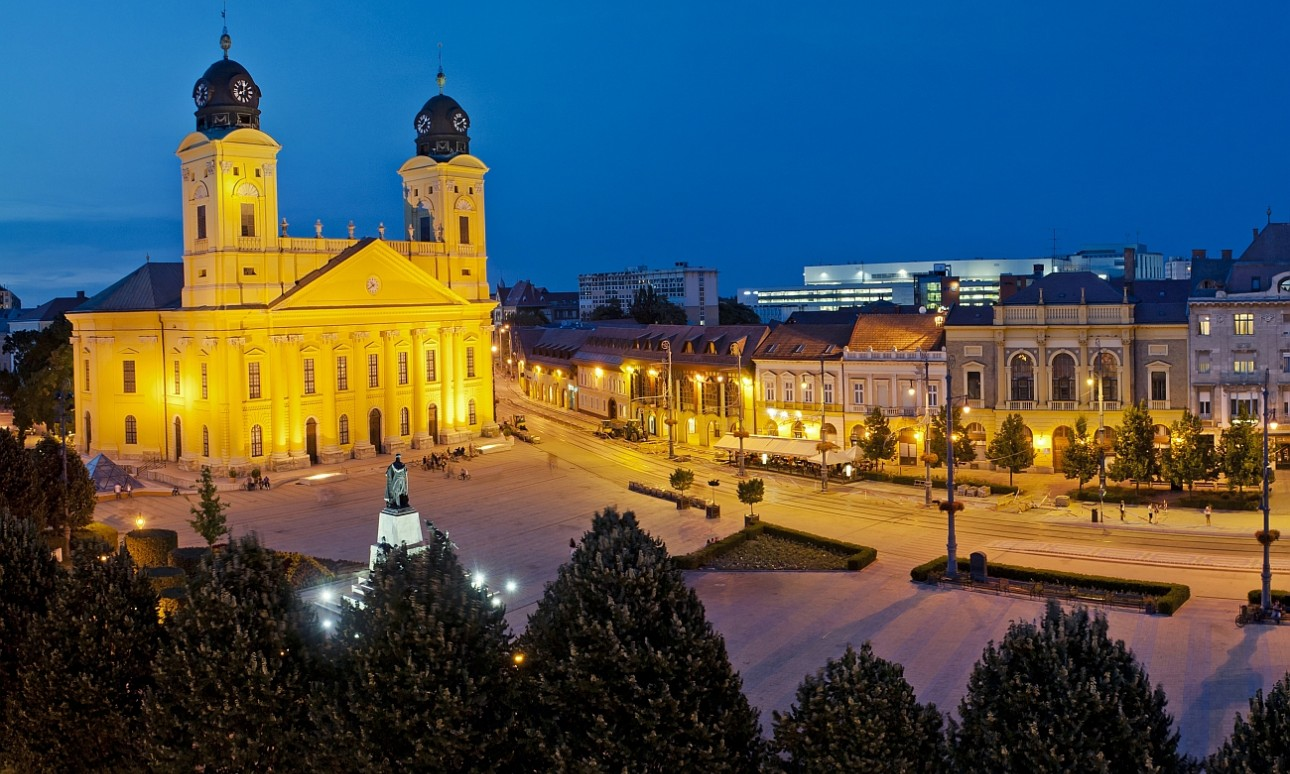 Új európai kulturális együttműködés: Debrecen az alapítók között