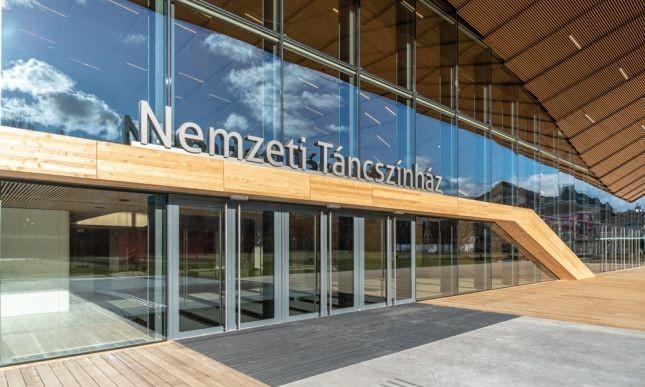 Átadták a Nemzeti Táncszínház új otthonát