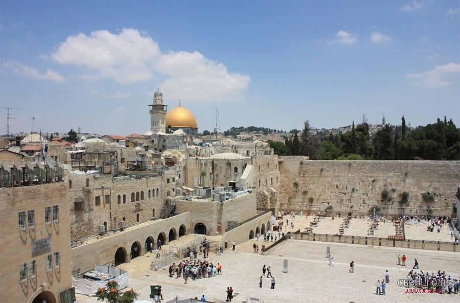 Hőhullám Izraelben