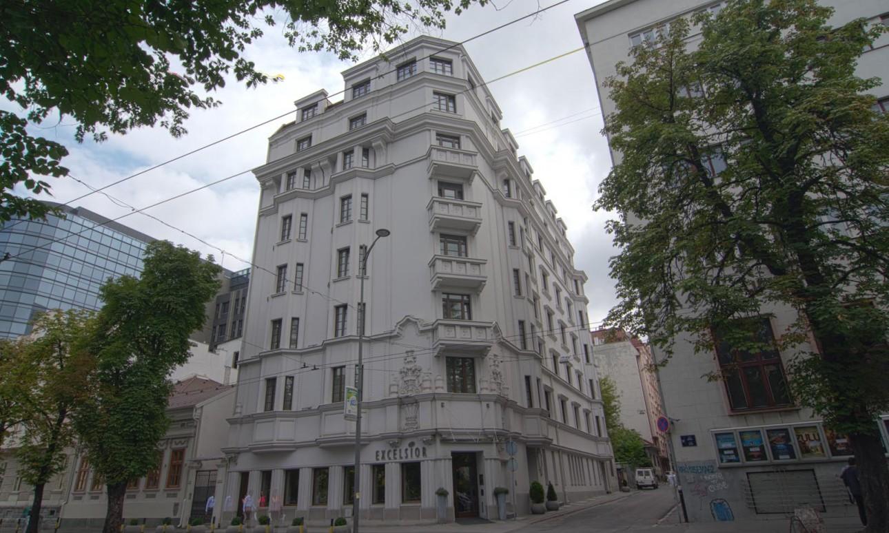 2017-ben nyit a Mercure Belgrade Excelsior